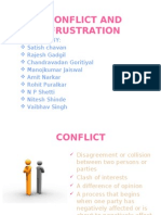 Conflict and Frustration Final
