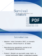 Survival Stakes- Final