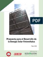 Propuesta Fotovoltaica