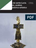 Maqueta Relicario Santa Lucía-Maquetado internet-Baja