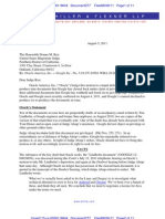 11-08-05 Oracle Google Joint Letter Re Lindholm