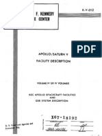 Apollo Saturn V Facility Description Vol. 4