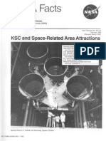 NASA Facts KSC and Space-Related Area Attractions 1997