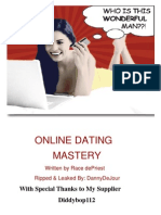 Push Button Dating System