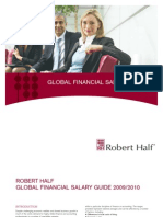 2009 2010 Global Financial Salary Guide