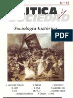 Política y sociedad - Sociología Histórica