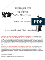 dr jeykll and mr hyde essay strange case of dr jekyll and mr  the strange case of dr jekyll and mr hyde stevenson
