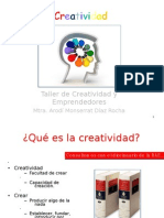 Clase 1 Creatividad