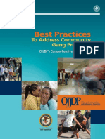 Best Practices to Address Community Gang Problems_OJJDP's Comprehensive Gang Model - Second Edition October 2010