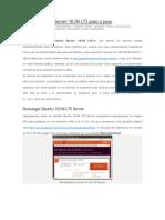 Instalar Ubuntu Server 10.04