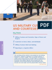 MSL 101 L05 US Military Customs and Courtesies