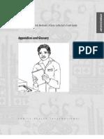 Module Appendices 1