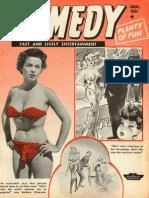 COMEDY Magazine (Humorama)