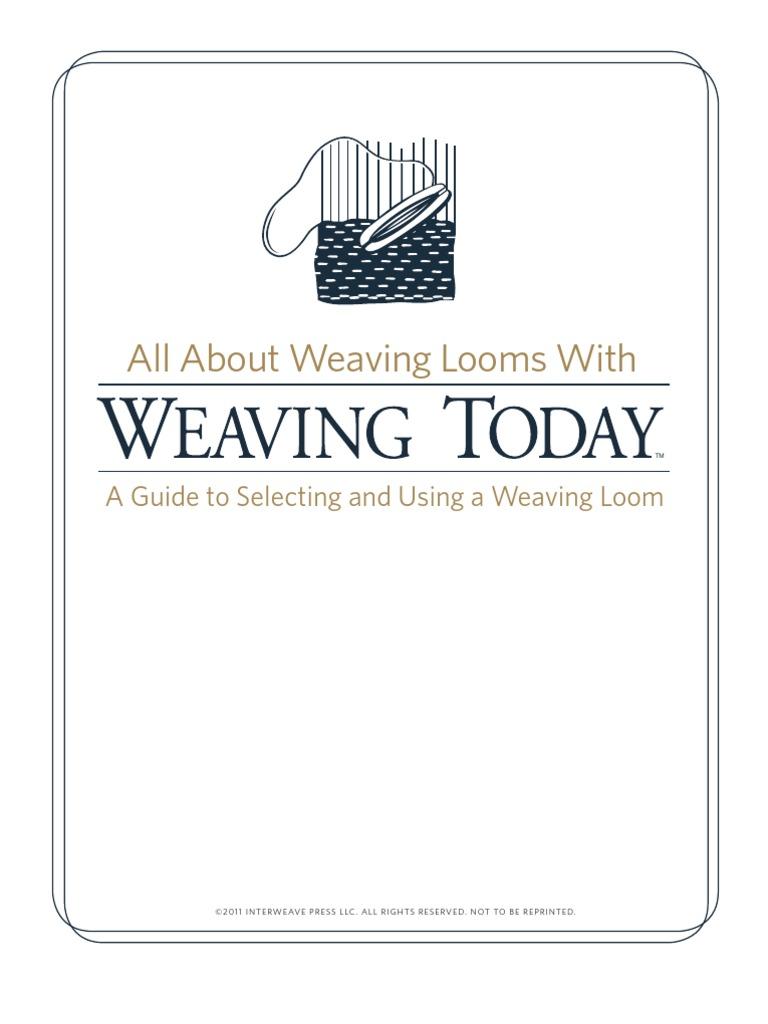 Weaving Looms | Loom | Weaving