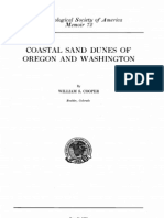 Coastal Sand Dunes of Oregon and Washington