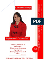 Llegar Juntos Es El Principio - Liliana Huertas