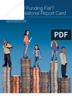 Is School Funding Fair? A National Report Card Bruce D. Baker, Rutgers University David G. Sciarra, Education Law Center Danielle Farrie, Education Law Center
