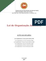 Lei de Organização Judiciária