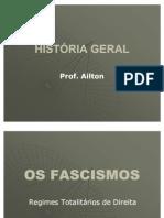 Os Fascismos - Aula Site