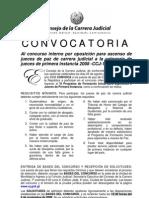 01 convocatoria instancia ccj-15-2009