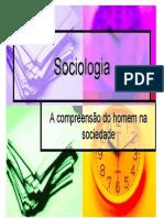 sociologia hoje