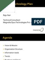 Technology Plan Sample