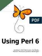 Using Perl 6 Draft