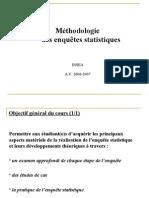 Méthode statistique_Support de cours