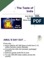 Amul Supply Chain