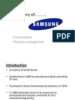 Samsung success story