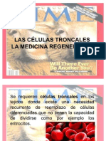 CélulasTroncales IV Medio Célula