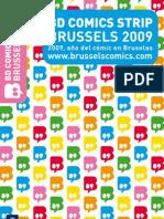 año del comic Bruselas 2009