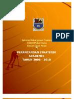 Perancangan Strategik 2006-2010
