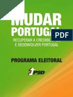 PROGRAMA_ELEITORAL_PSD_2011