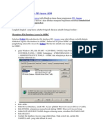 Cara Koneksi Delphi Ke MS Access ADO