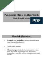pengantar strategi algoritmik