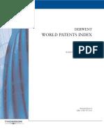World Patent Index