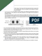 Datasheet Ring Cores (Toroides de Ferrite)