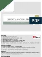 Liberty Shoes Ltd Ppt