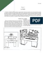 Lathe Machine Operation Pdf