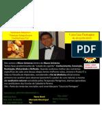 Cartaz do Seminário de Nutrição