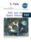 NASA Facts KSC and Area Space Attractions