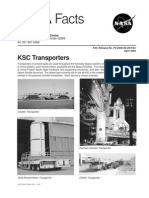 NASA Facts KSC Transporters 2000