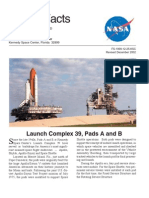 NASA Facts Launch Complex 39, Pads A and B 2002