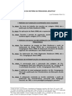 Klein Luiz f. Etapas Da Historia de Pedagogia Jesuitica 199