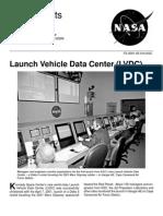 NASA Facts Launch Vehicle Data Center (LVDC) 2001