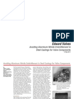 Aluminium Embrittlement