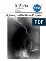 NASA Facts Lightning and the Space Program 2004