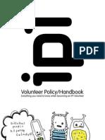 IP1 Volunteer Handbook