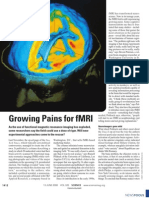 Growing Pains for fMRI